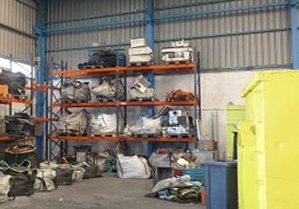 Autorización de gestión de residuos en la C. de Madrid