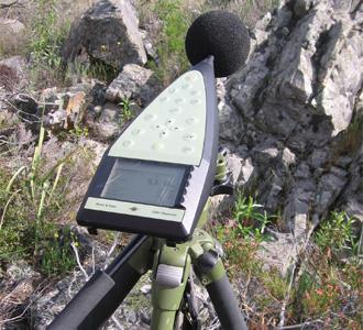 Servicios de ingeniería ambiental - Estudios de ruido. PERSEA Soluciones Ambientales S.L.
