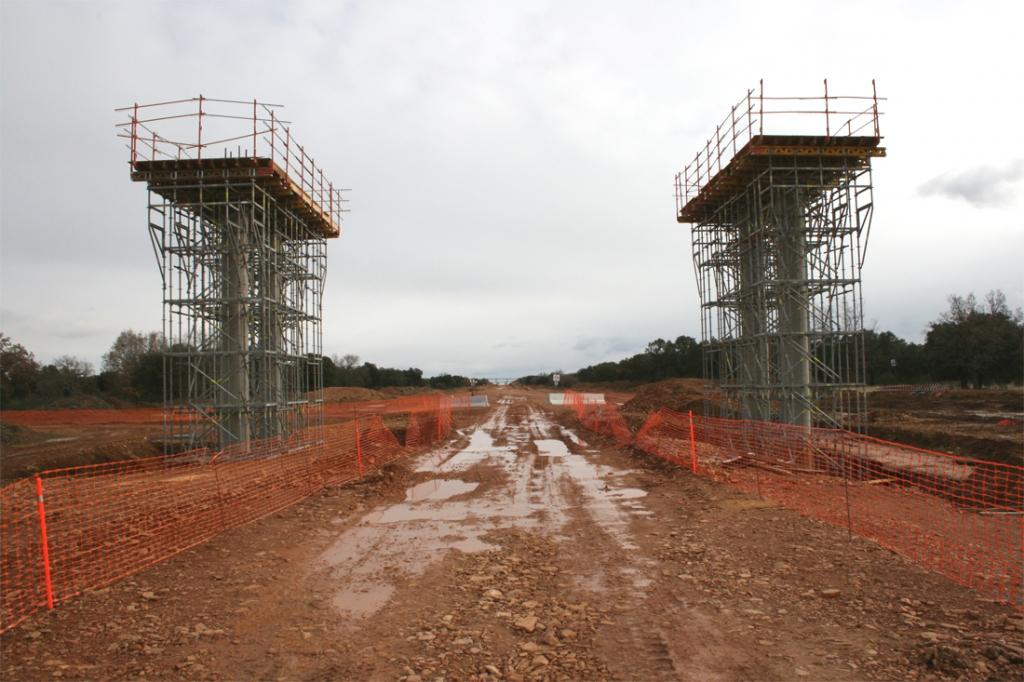 Vigilancia ambiental en obras de ingeniería. PERSEA Soluciones Ambientales S.L.