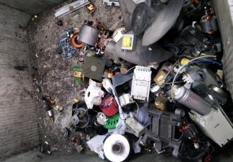 Plan de Minimización de Residuos peligrosos en Madrid.