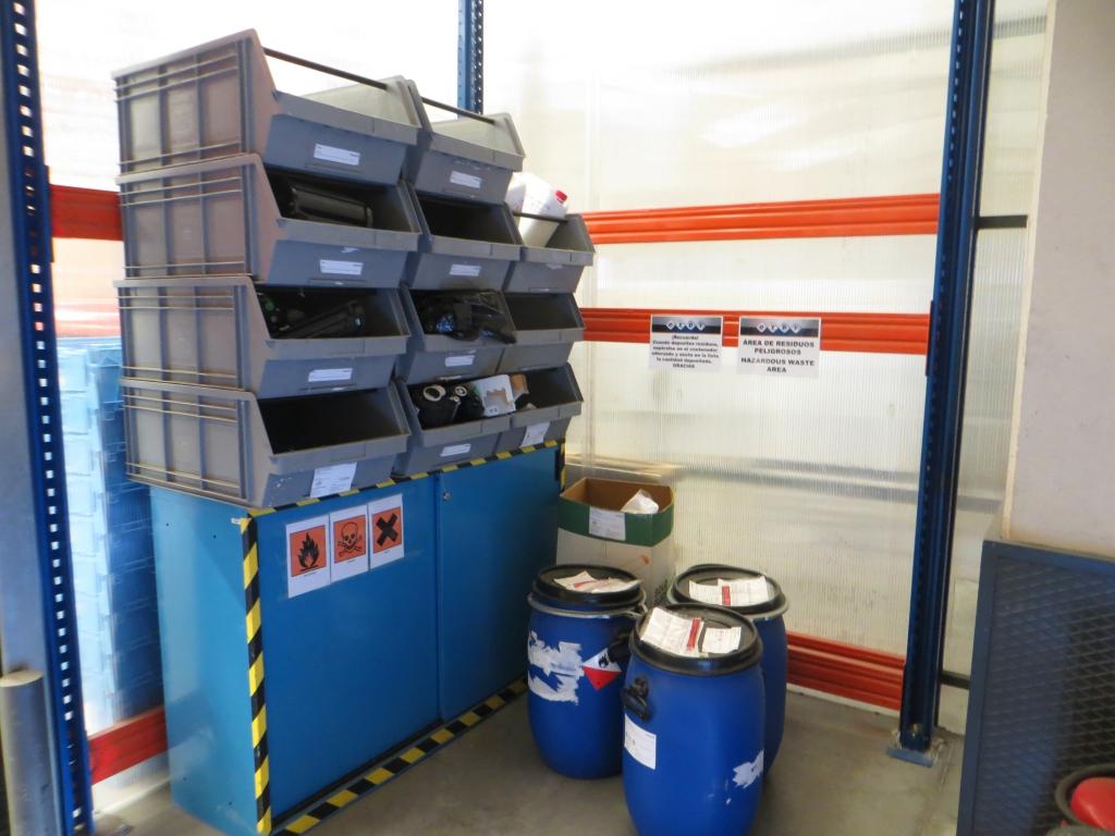 Prórroga o renovación de la autorización de gestión de residuos en la Comunidad de Madrid - PERSEA Soluciones Ambientales S.L.