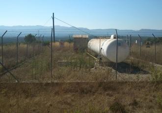 Estudios de paisaje de módulos de gasificación en Cataluña