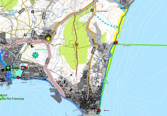 Evaluación ambiental estratégica de un Plan Espacial en La Línea de la Concepción (Cádiz).